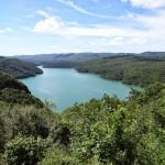 Lac de Vouglans 20 minutes
