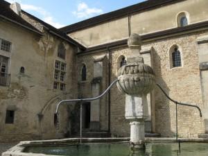 abbaye de Baume