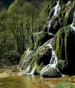 cascade des Tuffes Baume