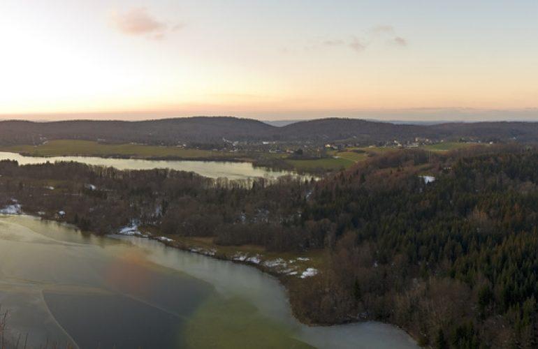 belevédère des 4 lacs